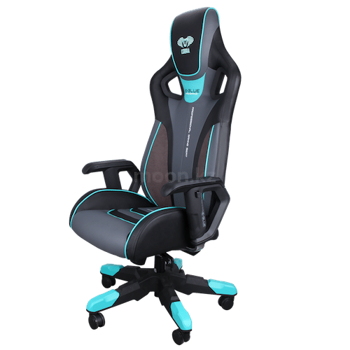 Игровое кресло E-BLUE Cobra EEC313BLAA-IA BLUE/BLACK