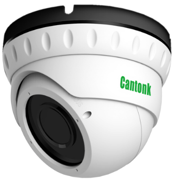 IP-Камера Dome 2.0MP CANTONK IPSHR30FF200 <2.8-12mm, POE>