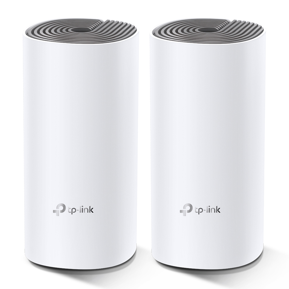 Домашняя Mesh Wi-Fi система AC1200 Deco E4 (2-pack)