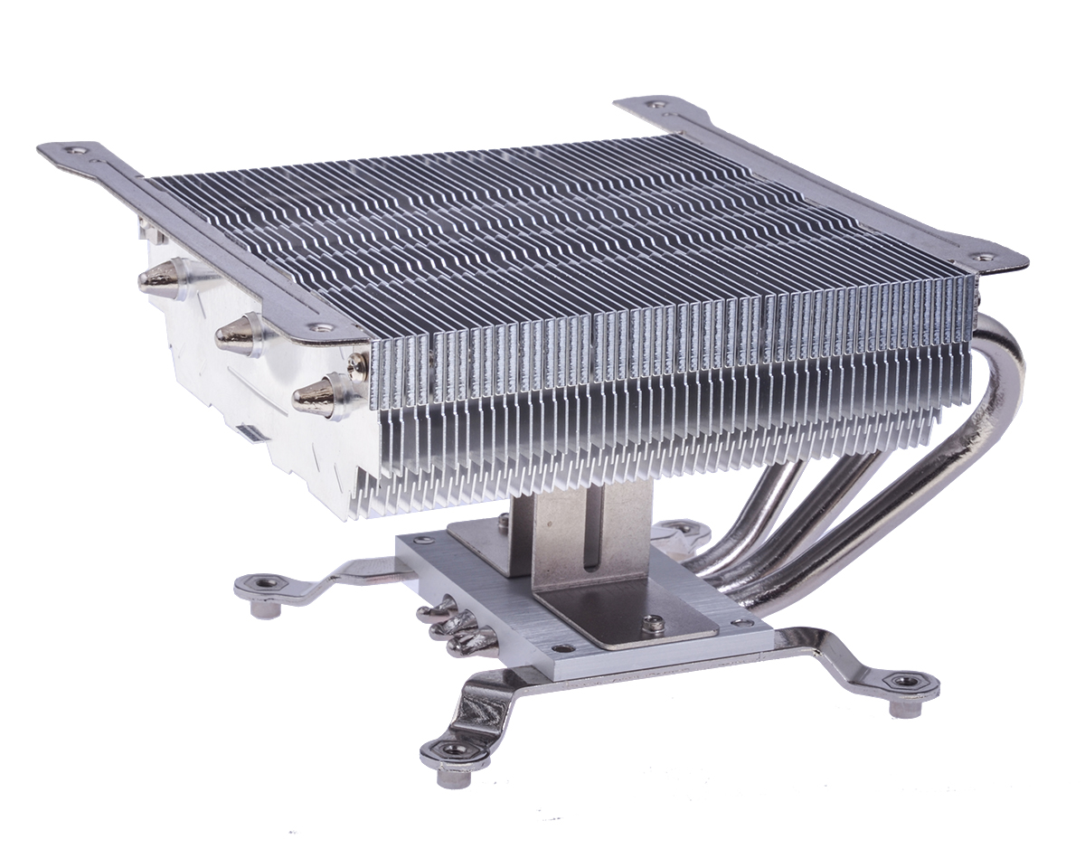 Радиатор ID-Cooling IS-65 <lowProf, 1150/1155/1156, 120mm, совместим с SF/PL серией>