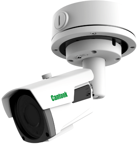 IP-Камера Bullet 2.0MP CANTONK IPBQ60FF200 <2.8-12mm, POE>