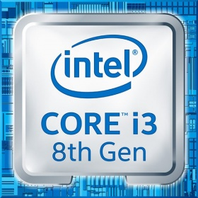 Процессор CPU S-1151 Intel Core i3 8100 TRAY <3.6 GHz, Quard Core, 6 MB Cache, Coffee Lake>