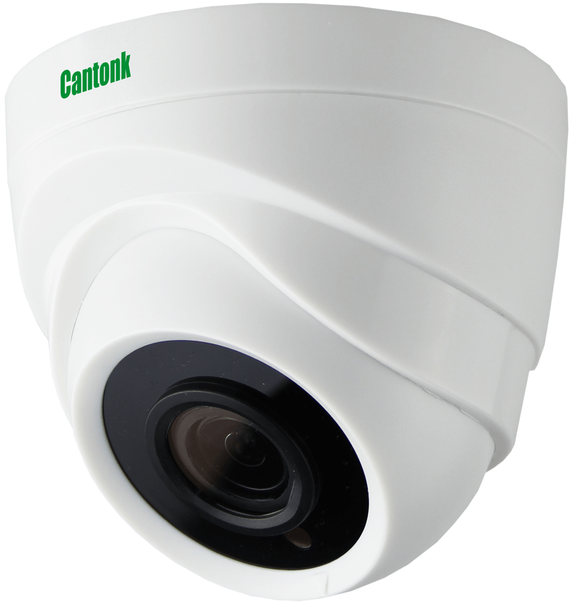 AHD-Камера Dome 1.0MP CANTONK KDPL20HTC100B <3.6mm>