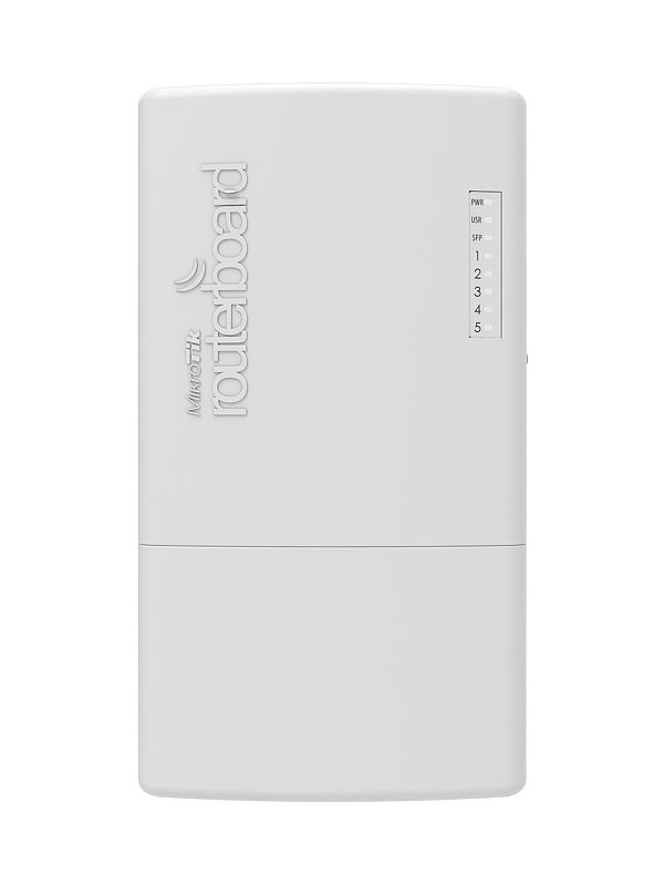 Маршрутизатор MikroTik  RB960PGS-PB PowerBox Pro with 800MHz CPU, 128MB RAM, 5x Gigabit LAN (four wi
