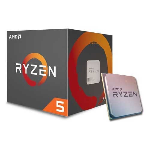 Процессор CPU AM4 AMD Ryzen 5 2600X BOX <4.25GHz, 95W, 6C/12T, 19MB(L2+L3)>