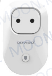 Умная розетка Orvibo WIWO S20 WiFi socket EU without ground pin