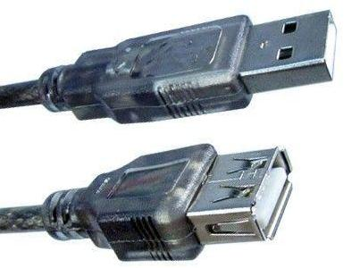 Кабель-удлинитель, USB AM-AF, Monster Cable, Hi-Speed USB 2.0, (1.5 m)
