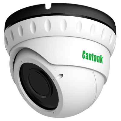 IP-Камера Dome 4.0MP CANTONK IPSHR30H400 <2.8-12mm, POE, SD card>