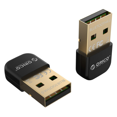 USB Bluetooth Адаптер ORICO BTA-403-BK <BT4.0, 3Mbps, до 20M, BLACK>