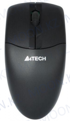 Мышь A4tech N-300 Black USB