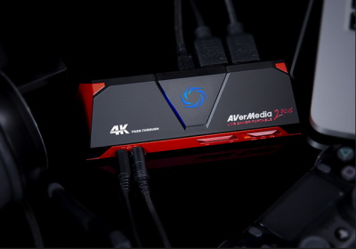 Карта видеозахвата Live Gamer Portable 2 PLUS AverMedia GC513